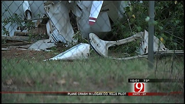 OHP Identifies Victims In Logan County Plane Crash