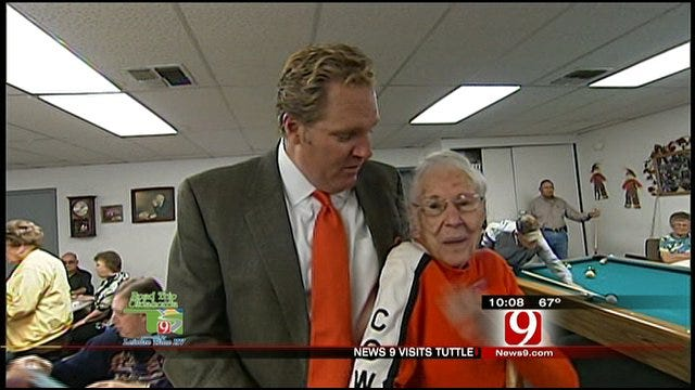 News 9 Wraps Up Its Visit To Tuttle