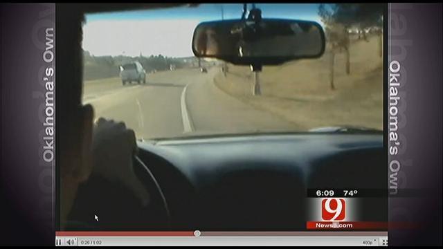 Video Convicts Corvette Driver