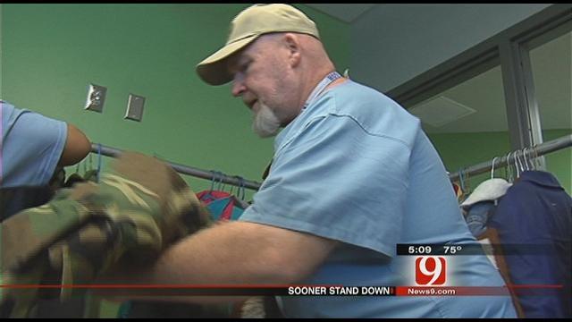Sooner Stand Down Assists Veterans