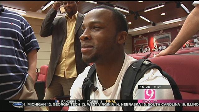 Broyles Making NCAA Record Look Easy