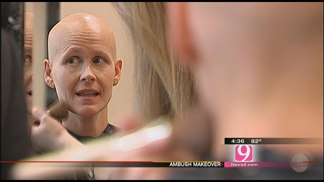Breast Cancer Wendi Weaver's Makeover