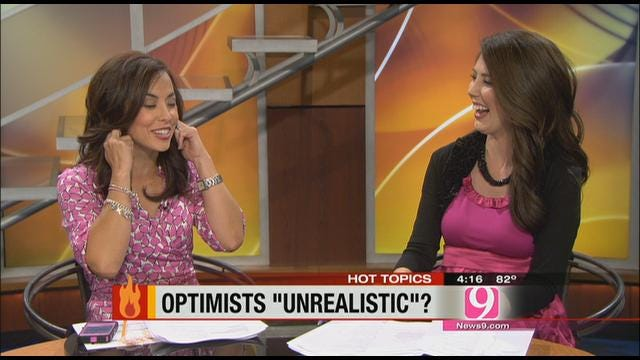 Hot Topics: 'Eternal Optimist' Not So Smart