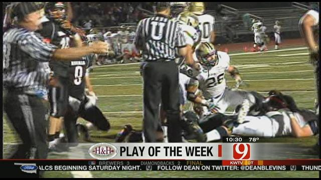 Play Of The Week: Andrew Long's Big Night