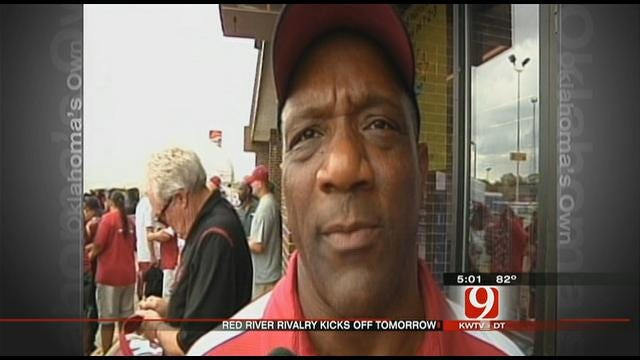 Heisman Trophy Winners Discuss Red River Rivalry