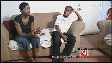 Bullies Allegedly Shave Boy's Head