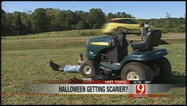Hot Topics: Halloween Getting Scarier