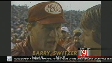 Former OU Coach Barry Switzer Talks About Upcoming OU/Texas Game