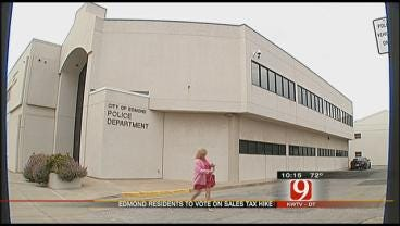 New Safety Center Up For Vote In Edmond