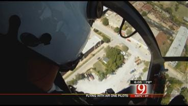 OKC's Air One Gives Police Eyes In The Sky