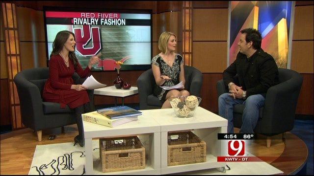 OU-Texas Tailgating Fashion Ideas