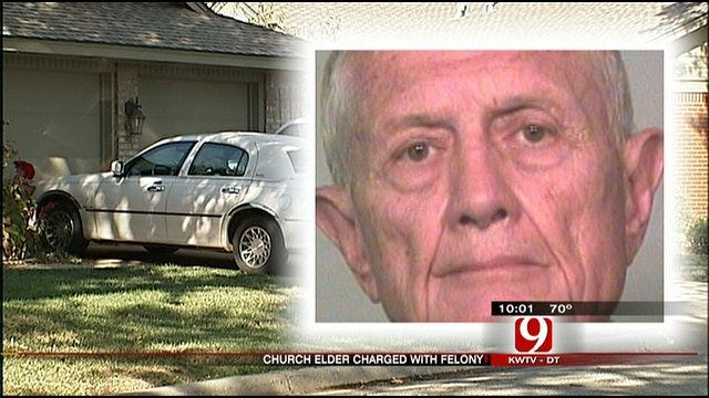 OKC Church Leader Accused Of Fondling 9-Year-Old Girl