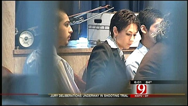Son Found Guilty Of Attacking OKC Police Officer