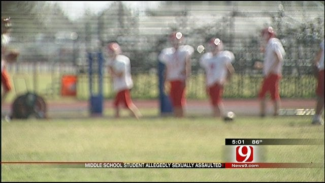 Prague Middle School Student Allegedly Sexually Assaulted By Teammates