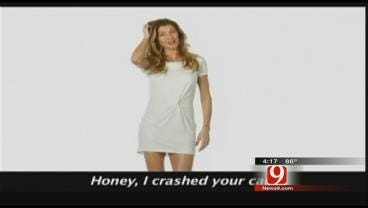 Hot Topics: Gisele Bundchen's Lingerie Ad