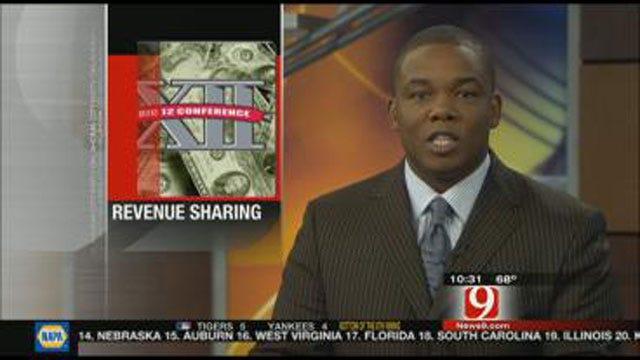 Big 12 Schools Agree To Revenue Sharing