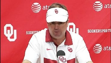 Bob Stoops Postgame Interview