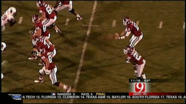 Sooners Blast Overmatched Ball State, 62-6
