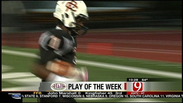 OKC Play Of The Week: Casey Curtis Goes Off