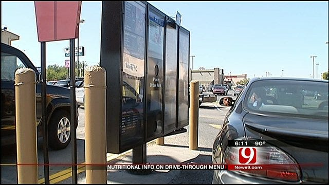 Sign Flap Leaves Drive-Through Owners Scratching Their Heads