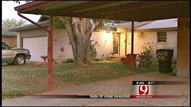 Home Invasion Robs OKC Neighborhood Of Its Sense Of Security
