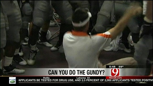 Can You Do The Gundy?