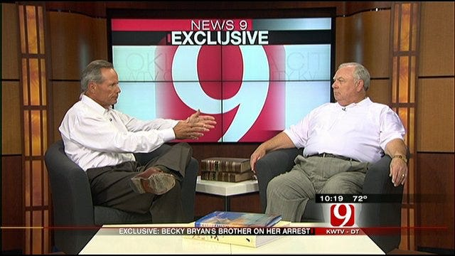 Becky Bryan's Brother Talks To News 9 About Death Of Nichols Hills Fire Chief