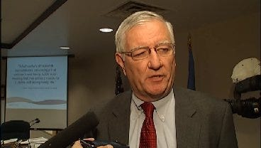 WEB EXTRA: News 9 Exclusive Interviews With DHS Director, Commissioners