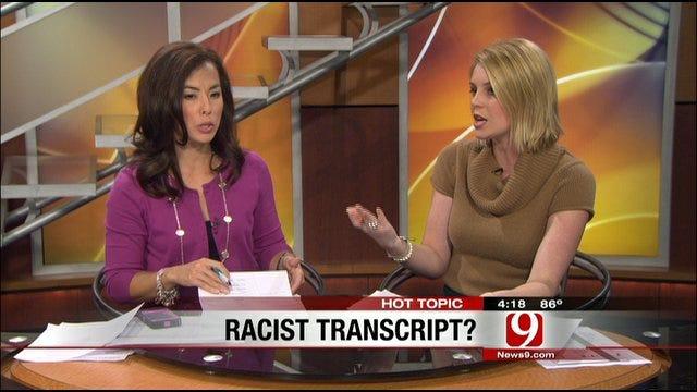 Hot Topics: Was Obama's Speech Transcript Racist?