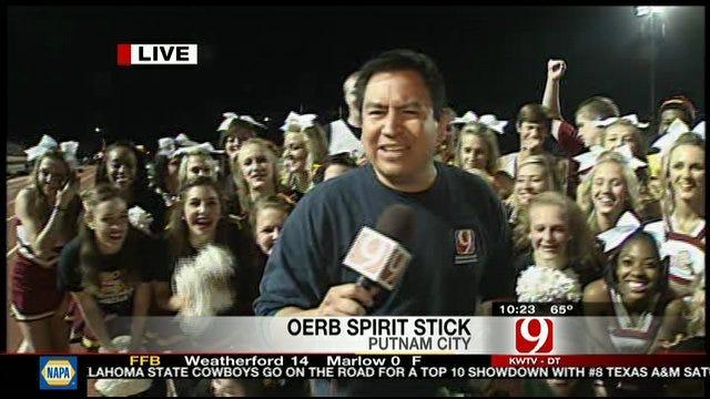 OKC Spirit Stick: Putnam City North