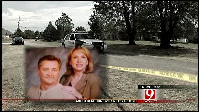 Fire Chief's Wife Jailed On Murder Charge