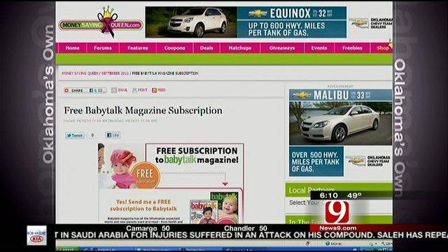 Money Saving Queen: Free BabyTalk Magazine Subscription