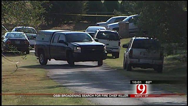 OSBI Investigation Into Chief's Murder Broadens