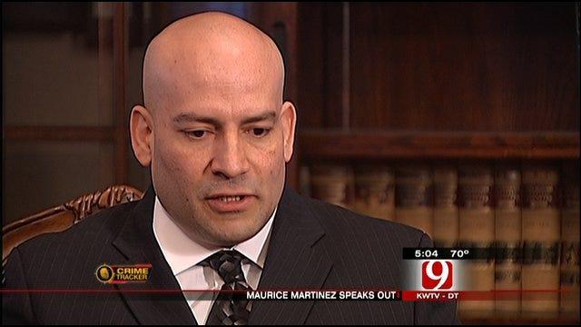 Former Officer Martinez Speaks Out