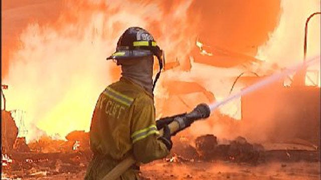 A Firefighter's Prayer