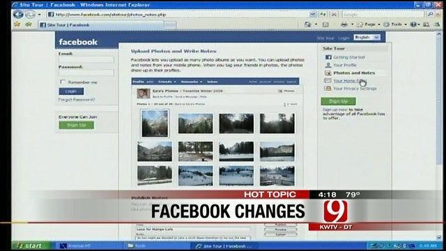 Hot Topics: Facebook Changes