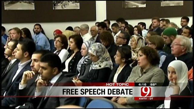 Hot Topics: Free Speech Debate
