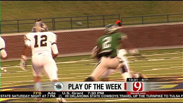 OKC Play Of The Week: Trevan Smith Jukes Out Defenders