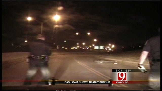 Video Shows Chase Which Ends In Murder Conviction