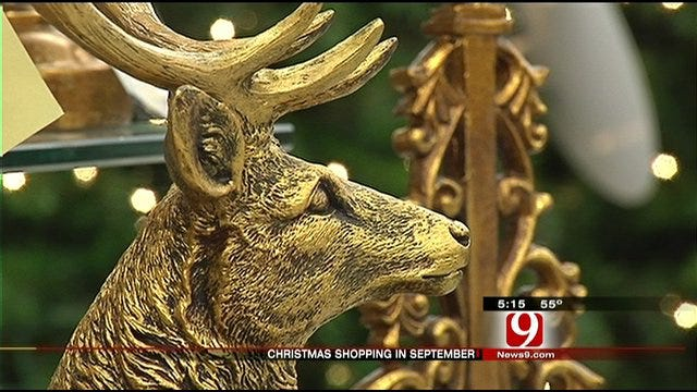 Christmas Comes Early At Local Craft Retailer