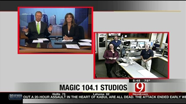 Magic 104 Wednesday: College Football, State Fair Time