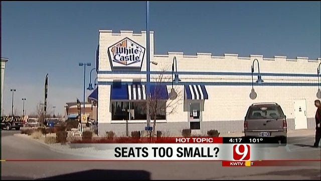 Hot Topics: New York Man Sues White Castle