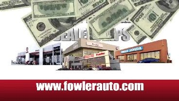 Fowler Auto: Not Getting What You Want for Your Trade?