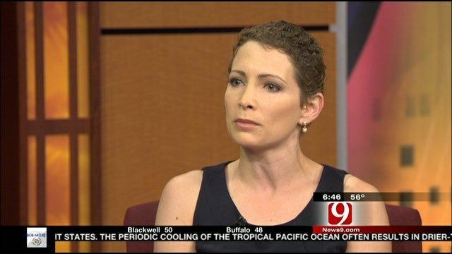Shannon Miller Speaks With Robin Marsh