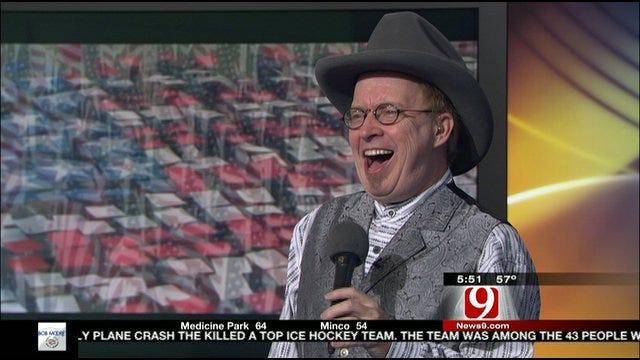 Oklahoman Writes Song About 9/11