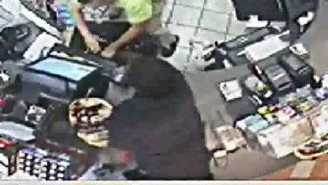 Robbery Of Northwest OKC Convenience Store