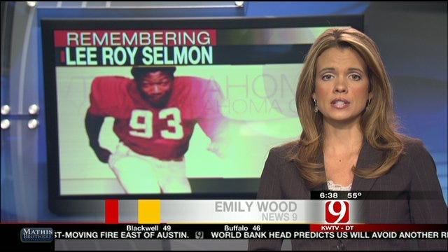 Remembering Lee Roy Selmon