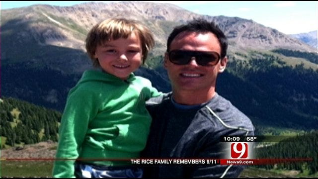 News 9 Talks To Father Of Oklahoma Victim In September 11 Attacks