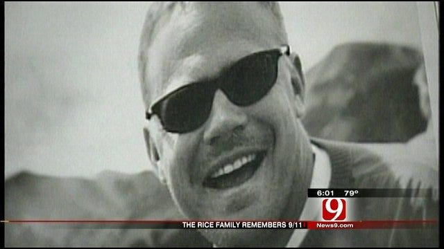 News 9 Talks To Mother Of Oklahoma Victim In September 11 Attacks