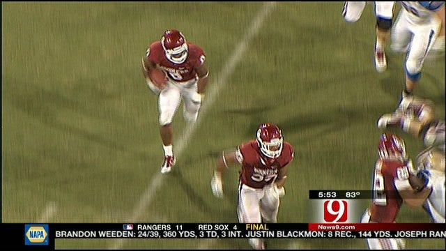 Dominique Whaley Breaks Out Against Tulsa